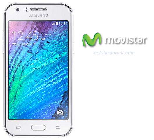 Samsung Galaxy J1  en México con Movistar