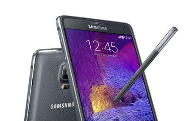 Galaxy Note 4 detalle