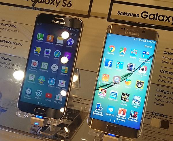 Glaxy S6 en México 24 de abril