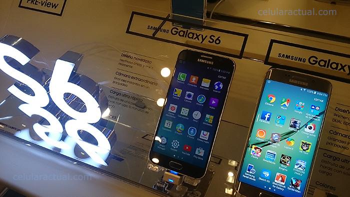 Galaxy S6 llega a México
