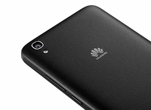 Huawei SnapTo oficial detalle cámara