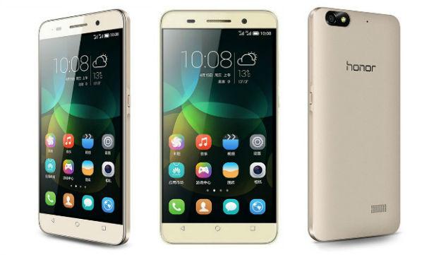 Huawei Honor 4C presentación