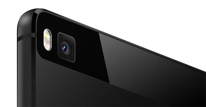Huawei P8 cámara trasera con Flash Dual