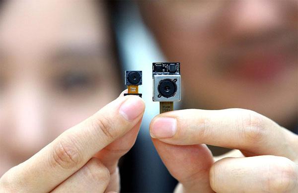 LG G4 módulos de cámaras de 16 MP y 8 MP para el G4