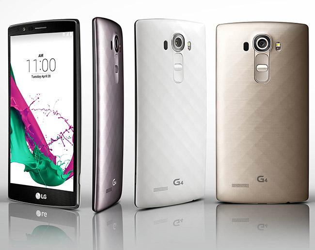 LG G4 oficial