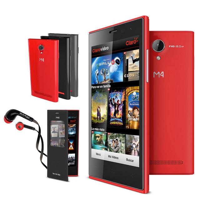 M4 Style SS4045 Mood edition rojo