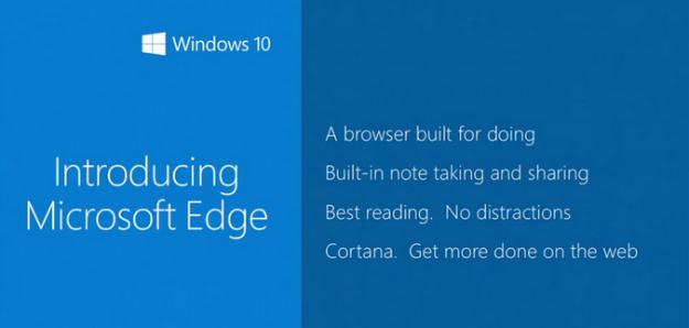 Microsoft Edge para Windows 10