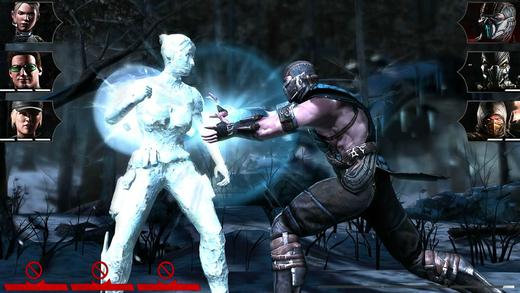 Mortal Kombat X para iOS