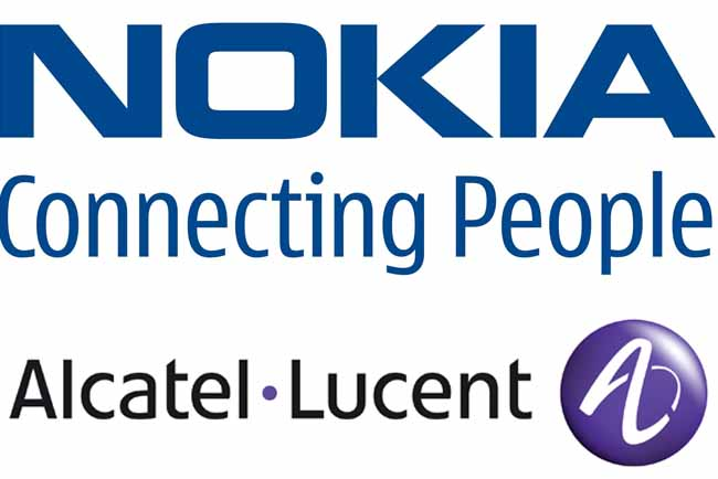 Nokia con Alcatel Lucent