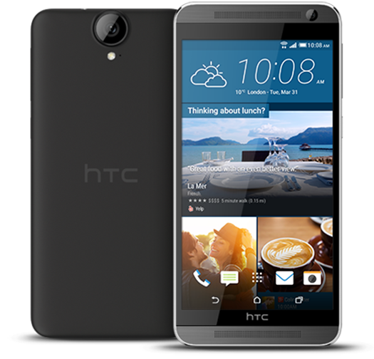 HTC One E9+ ya es oficial con 20 MP y pantalla Quad HD