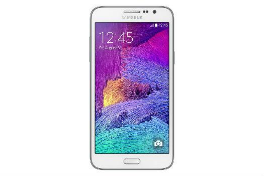 Samsung Galaxy Grand Max, con Telcel pantalla blanco