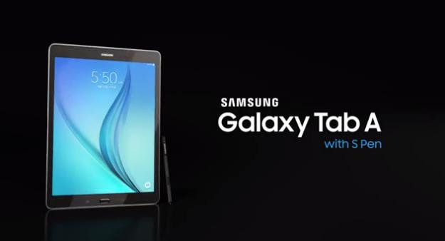 Samsung Galaxy Tab con S Pen