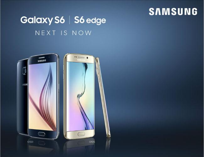 Samsung Galaxy S6 y S6 Edge venta en México