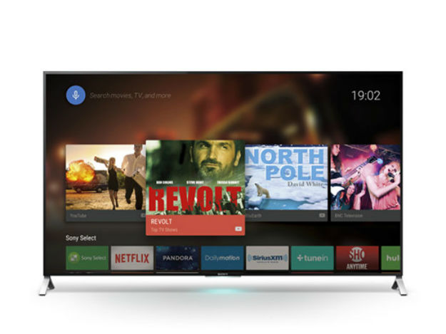 Sony Bravia 4K Smart TV con Android TV