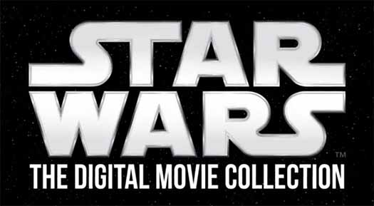 Star Wars Digital Movie