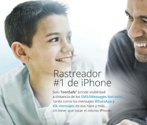 Teensafe en México, iPhone