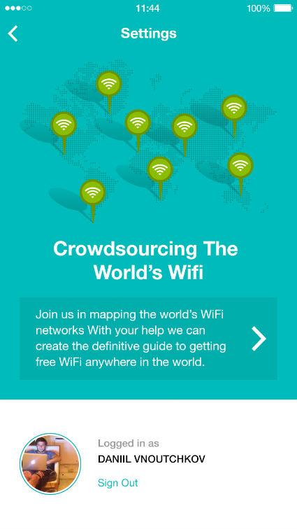WifiMapper, comunidad