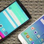 Comparativa de la semana: LG G4 vs Samsung Galaxy S6 Edge