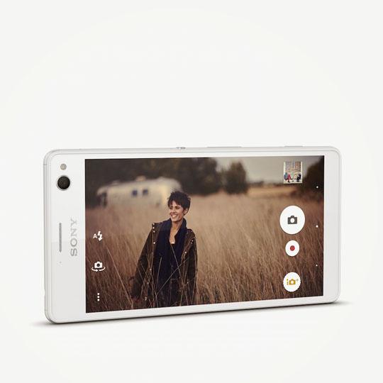 Xperia C4 pantalla