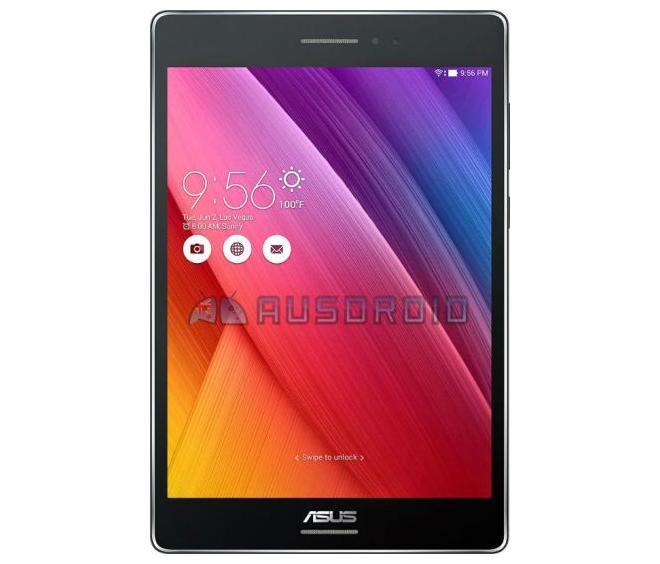 ASUS ZenPad 8 filtración