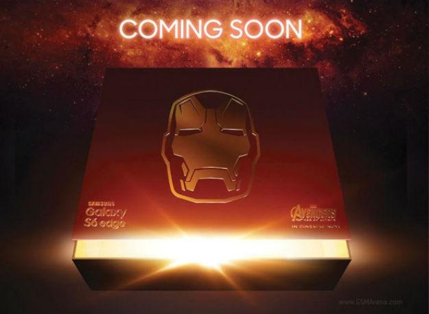 Iron Man promo edición especial