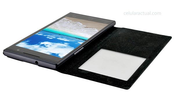 Cellallure Miami smartphone con cubierta con ventana