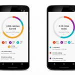 Google Fit se actualiza con estimación de distancia y calorías quemadas
