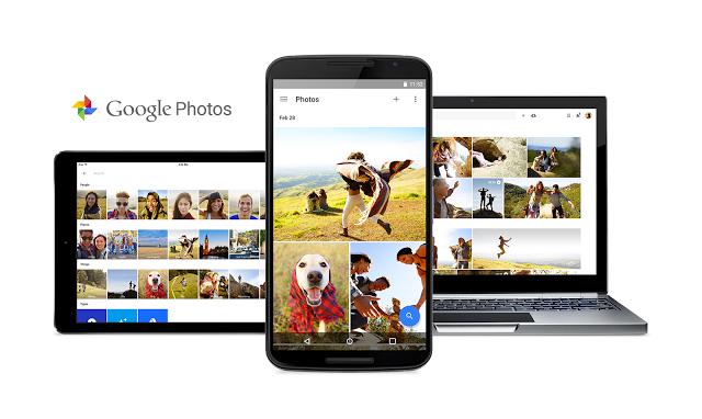 Google Photos es oficial, disponible hoy en Web, iOS y Android