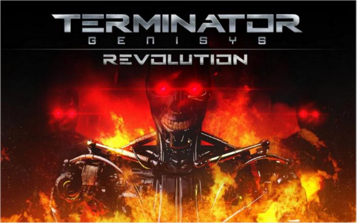 Captura del juego Terminator Genesys: Revolution
