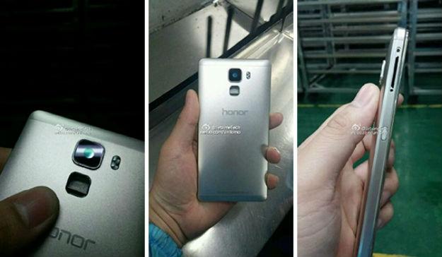 Huawei Honor 7 filtración