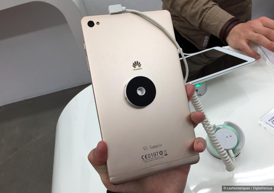 Huawei MediaPad cubierta trasera
