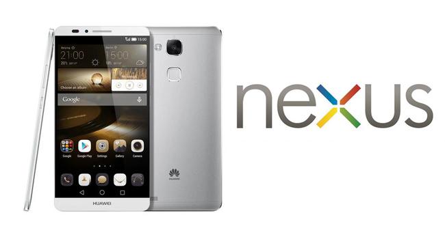 Huawei Nexus logo