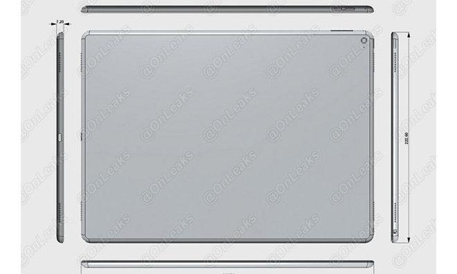 iPad Pro Filtrada