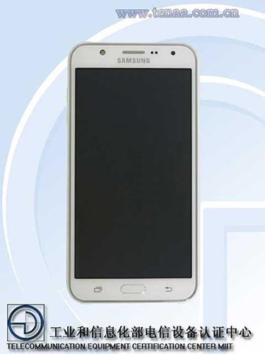 Samsung Galaxy J5 y J7 TENAA
