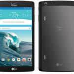LG G Pad X será lanzada en junio, se revelan imágenes