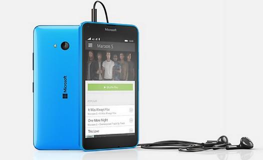 Microsoft Lumia 640 LTE azul