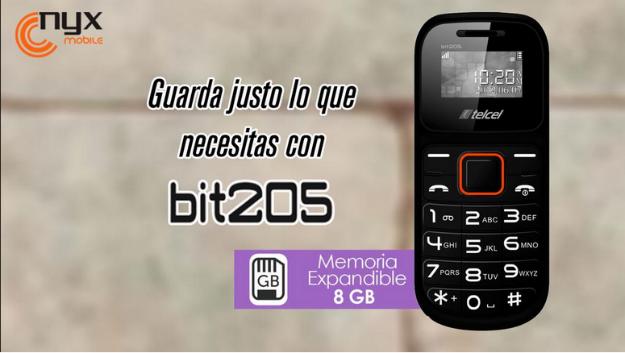 Nyx Mobile Bit 205