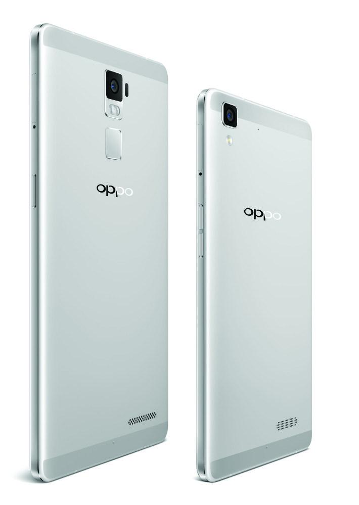 Oppo R7 y R7 Plus imágenes filtradas, vista trasera