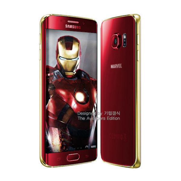 Samsung Galaxy S6 y S6 Edge, edición Iron Man