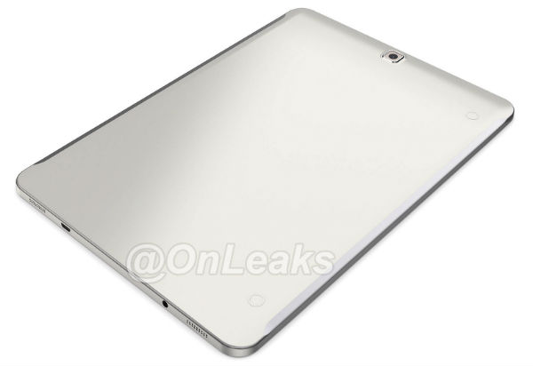 Samsung Galaxy Tab S2 vista trasera