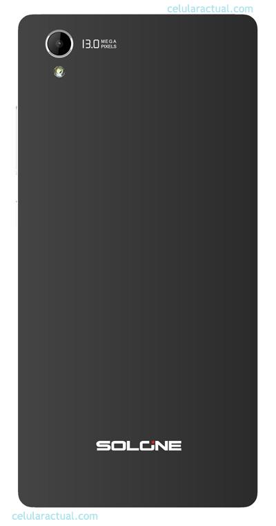 Solone SLIM50 oficial cubierta trasera