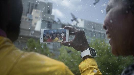 Sony Xperia Z3+ resistencia al agua