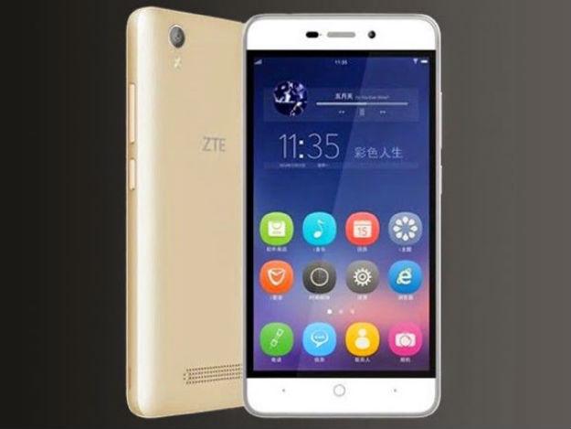 ZTE Q519T es presentado