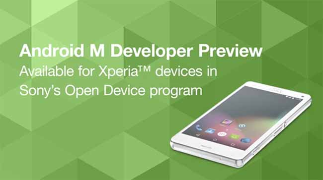 Androd M Developer Preview