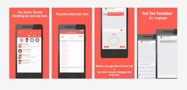 App SpeakOn Android