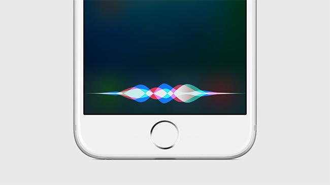 Apple iPhone con iOS 9
