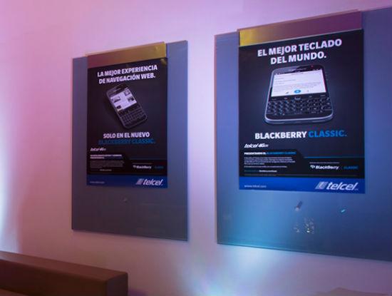 Blackberry Classic en México