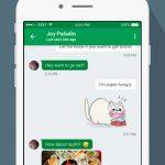 Google Hangouts 4.0 arriba al iPhone con rediseño y Stickers