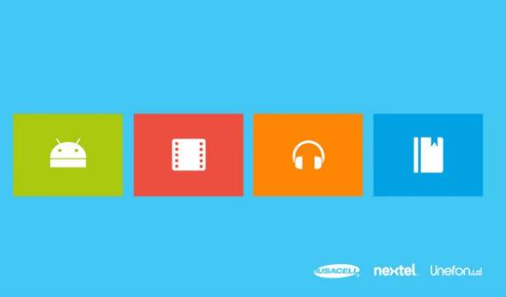 Google Play facturación con Iusacel, Nextel y Unefon