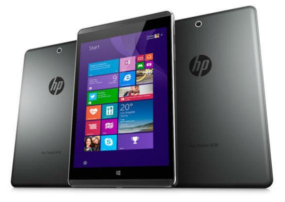 HP Pro Tablet 608 es oficial, una tablet con Windows, Intel y 4 GB en RAM